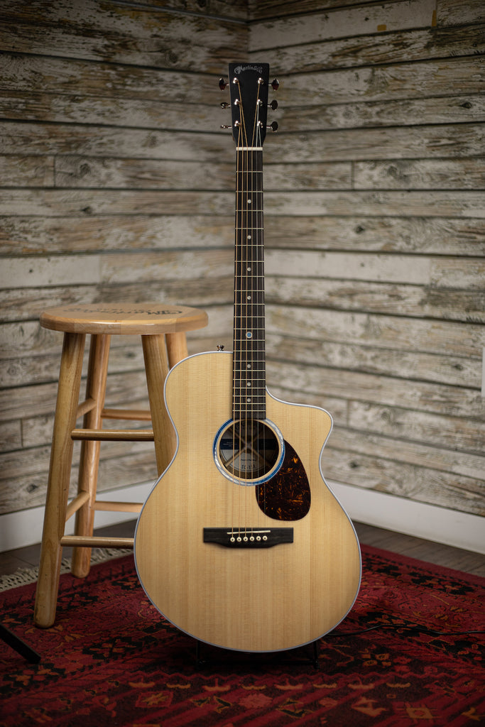 Martin SC-13E Acoustic Guitar - Natural