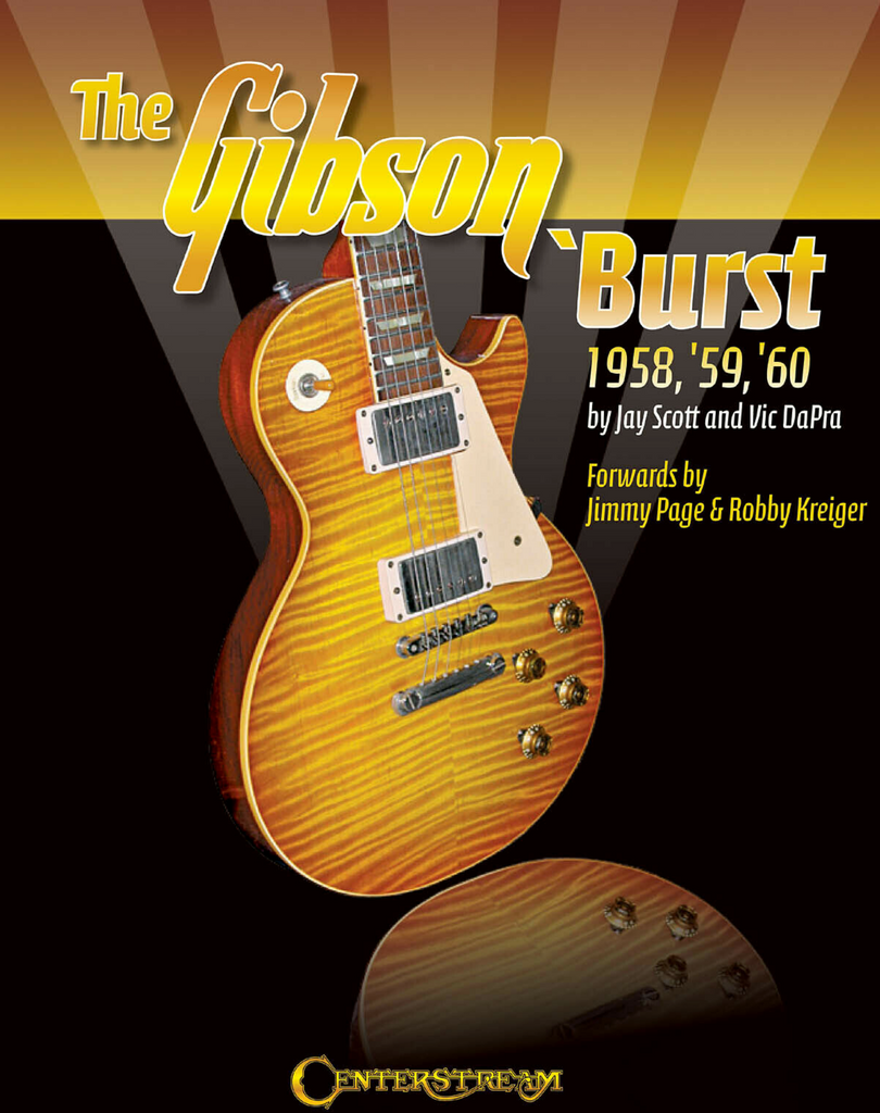 The Gibson Burst: 1958, 59, 60 - Walt Grace Vintage