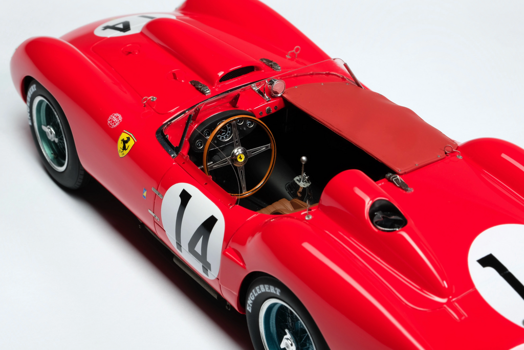 Amalgam Collection - Ferrari 250 TR 1:18 Scale (IN BUILD) - Walt Grace Vintage