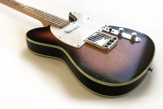Blind Faith Signature Vintage Fender™ Telecaster® Mini Guitar - Sunburst - Walt Grace Vintage