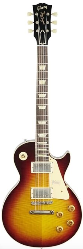 Gibson 1959 Custom Shop Les Paul R9 60th Anniversary Electric Guitar - Southern Fade VOS