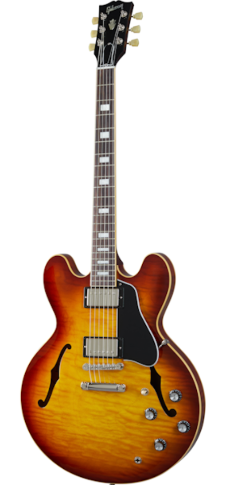 Gibson ES-335 Figured Electric Guitar - Iced Tea