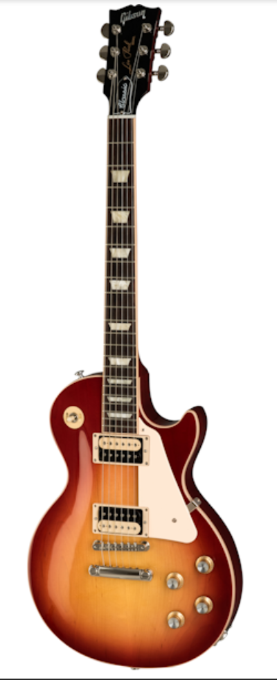 Gibson Les Paul Classic Electric Guitar- Heritage Cherry Sunburst