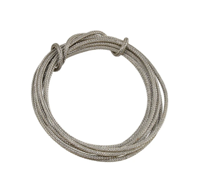 Allparts GW-0837 Stranded Shielded Braided Wire