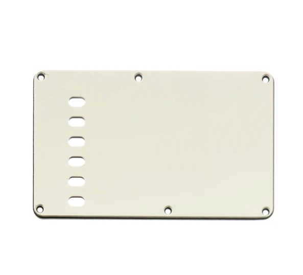 Allparts PG-0556 Tremolo Spring Cover Backplate - Multiple Colors