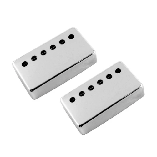 Allparts PC-0300 49.2 mm Humbucking Pickup Cover Set - Multiple Colors
