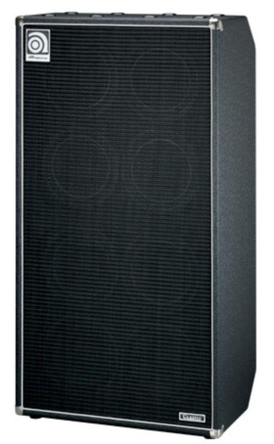"Used Ampeg SVT810E 8x10"" Bass Cabinet"