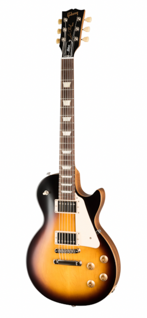 Gibson Les Paul Tribute Satin Electric Guitar - Tobacco Burst