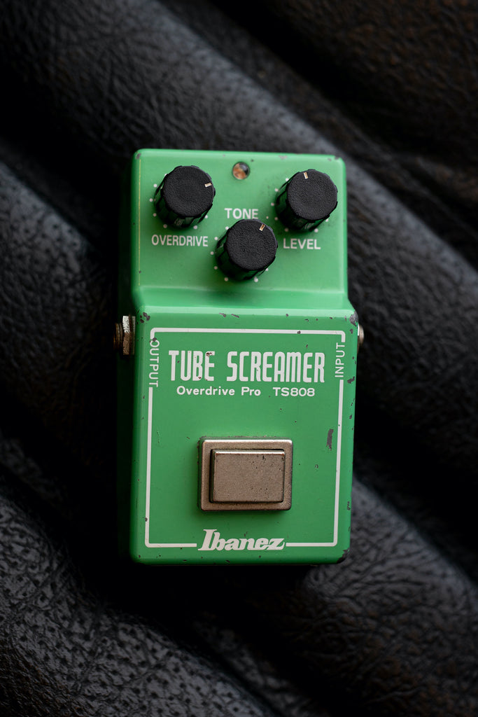 1981 Ibanez - TS808 Tube Screamer - Walt Grace Vintage
