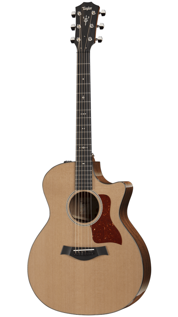 Taylor 514ce Mahogany Back and Sides with V-class Bracing Acoustic Guitar - Natural