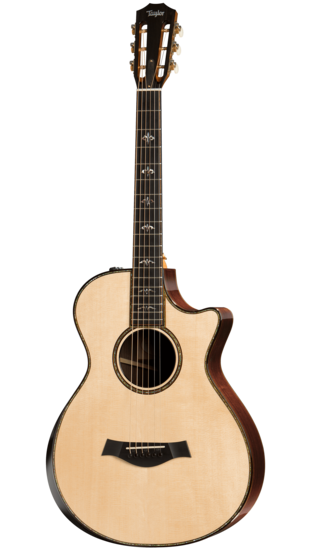 Taylor 912ce 12 Fret Acoustic Guitar - Natural