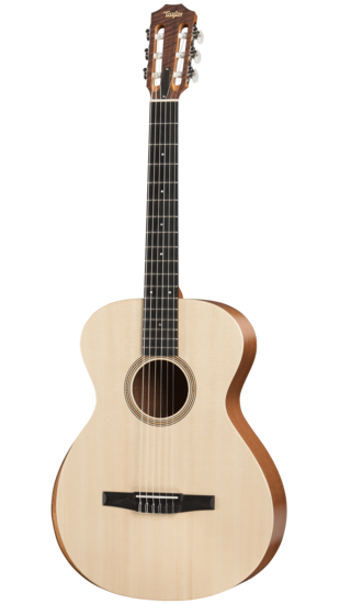 Taylor Academy 12-N Nylon String Acoustic Guitar - Natural