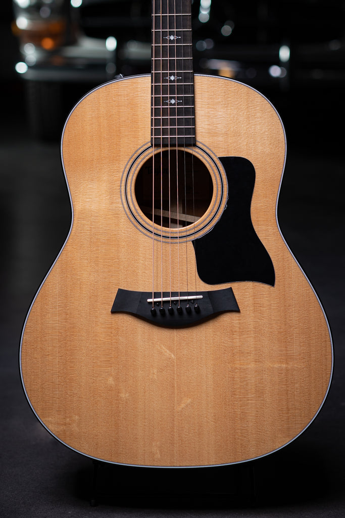 Taylor 317e Grand Pacific V-Class Acoustic Guitar - Natural - Walt Grace Vintage