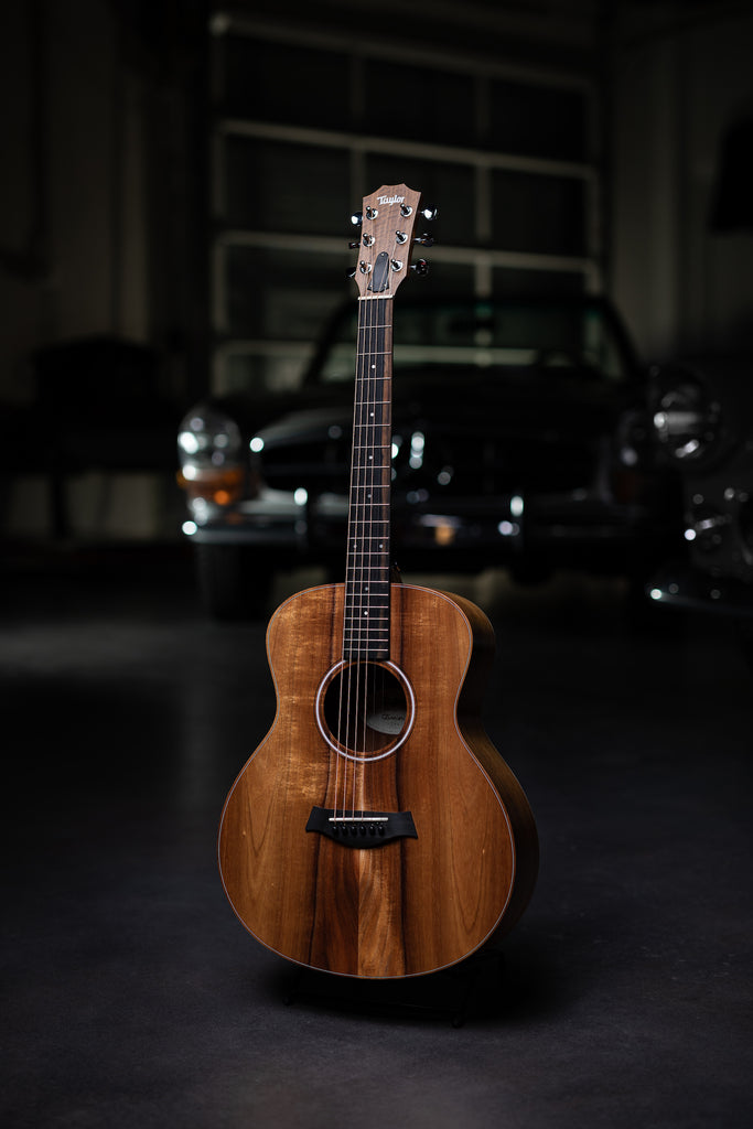 Taylor GS Mini e - Koa Natural - Walt Grace Vintage