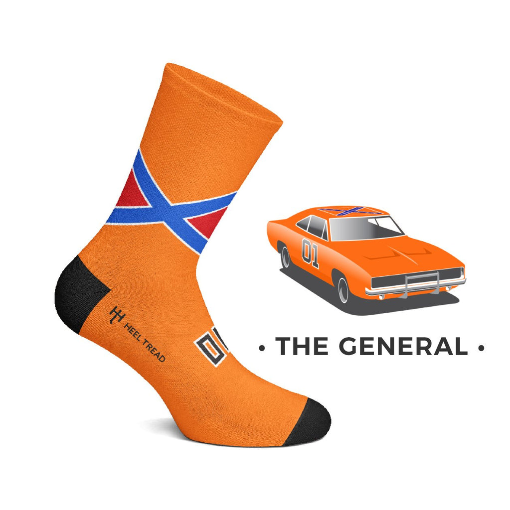 Heel Tread Racing Livery Socks - Various Styles - Walt Grace Vintage