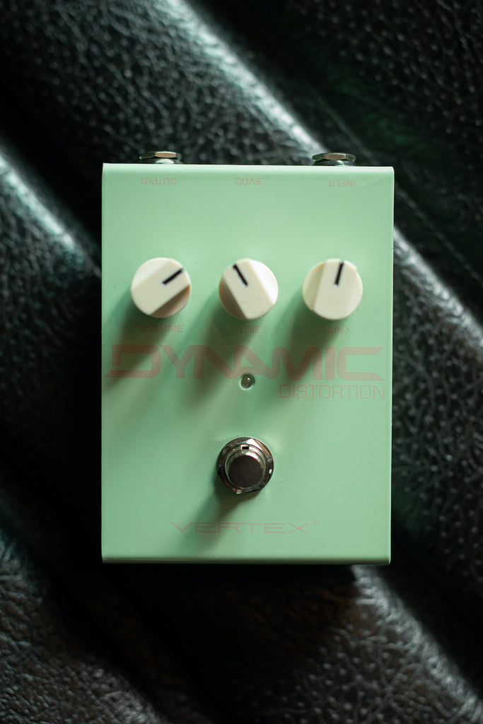 Vertex - Dynamic Distortion - Seafoam - Walt Grace Vintage