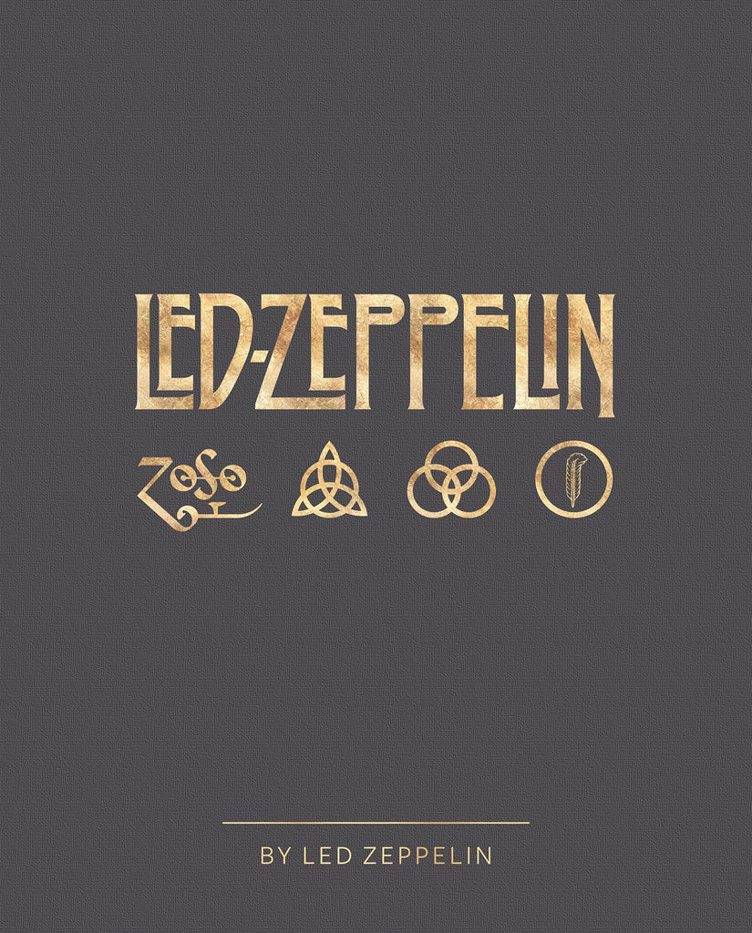 Led Zeppelin by Led Zeppelin - Walt Grace Vintage