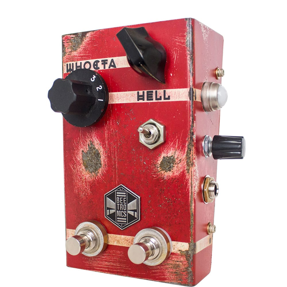 Beetronics Whoctahell Low Octave Fuzz Pedal