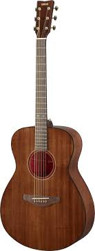 Yamaha STORIA III Concert Acoustic-Electric Guitar - Walnut