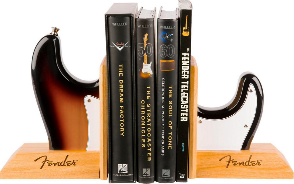 Fender - Stratocaster Bookend - Walt Grace Vintage