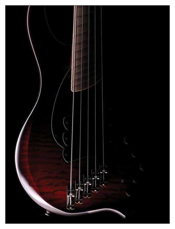 Dingwall Guitars - Combustion