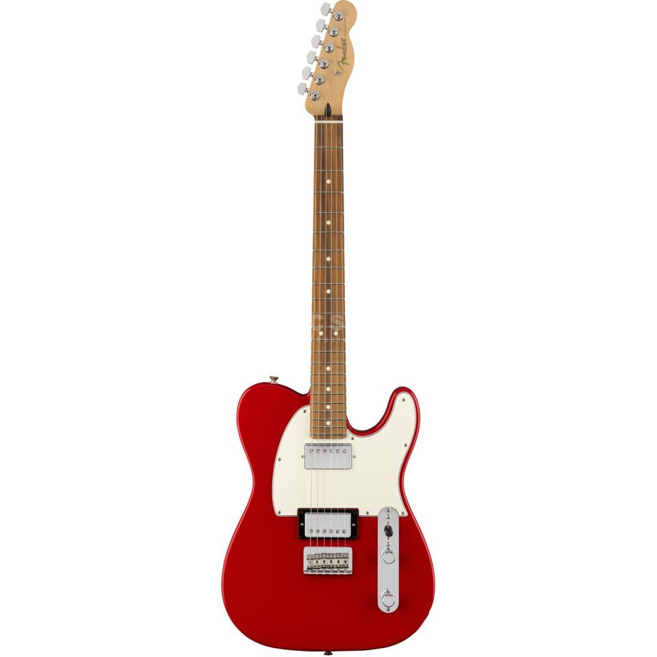 Fender Player Series Telecaster HH Electric Guitar - Sonic Red