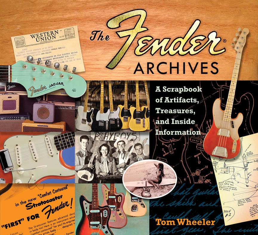 The Fender Archives - Walt Grace Vintage