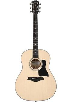Taylor 317e Grand Pacific V-Class Acoustic Guitar - Natural