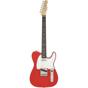 Fender American Original '60s Telecaster Electric Guitar - Fiesta Red