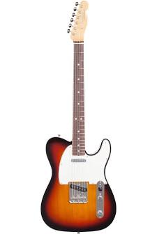 Fender American Original '60s Telecaster Electric Guitar - 3 Color Sunburst
