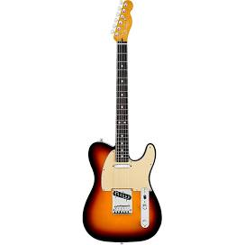 Fender American Ultra Telecaster Electric Guitar - Ultraburst