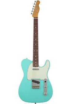 Fender Vintera '60s Telecaster Modified Electric Guitar - Sea Foam Green