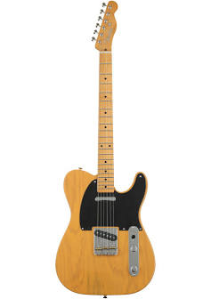 Fender Vintera '50s Telecaster Modified Electric Guitar - Butterscotch Blonde