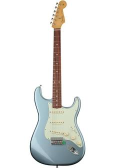 Fender Vintera 60's Stratocaster Electric Guitar - Ice Blue Metallic