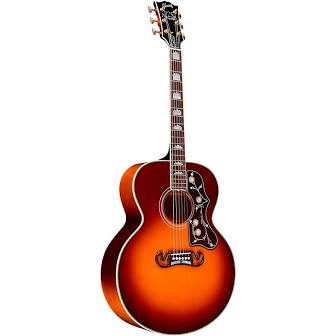 Gibson SJ-200 125th Anniversary - Autumn Burst