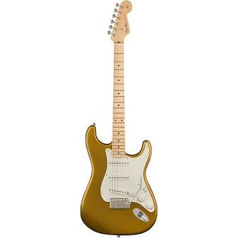 Fender American Original '50s Stratocaster Electric Guitar - Aztec Gold
