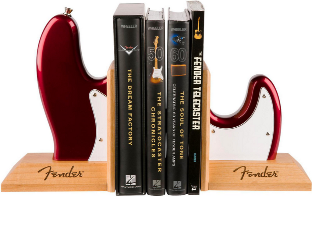 Fender - Jazz Bass Bookend - Walt Grace Vintage