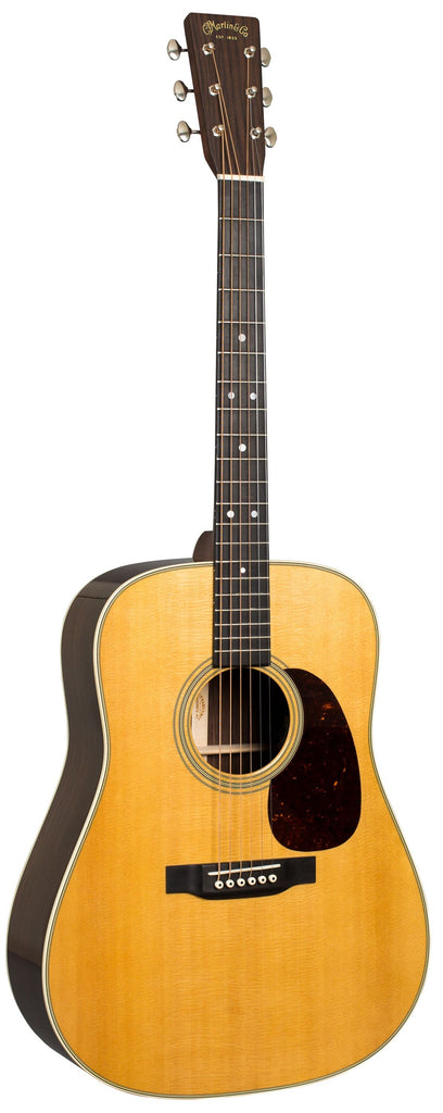 Martin D-28 Acoustic Guitar - Natural