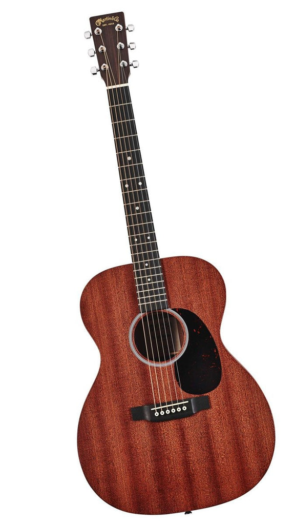 Martin 000-10E Acoustic Guitar - Natural Sapele