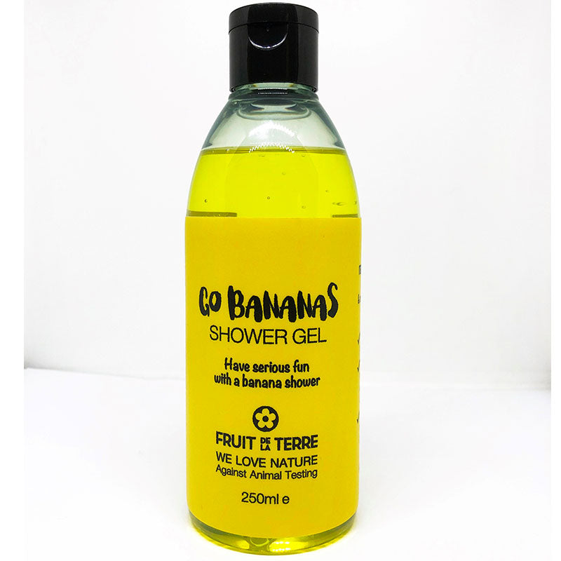 GO BANANAS SHOWER GEL