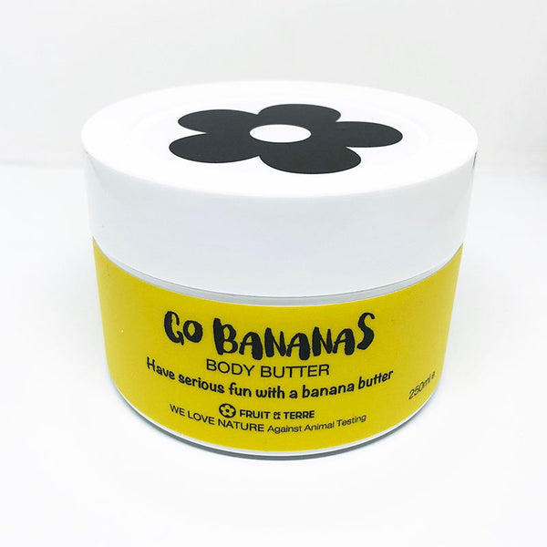 Go Bananas Body Butter