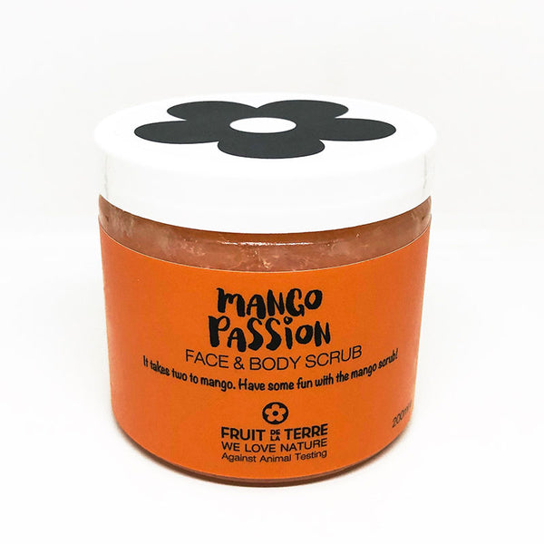 MANGO PASSION FACE & BODY SCRUB