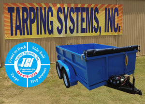 Cab Level/Landscape Manual Crank Kits | Tarping-Systems-Inc.