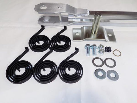 Pivot Pin Set: 4/5 Spring Lower Arm and Spring Set  | Tarping- Systems-Inc.