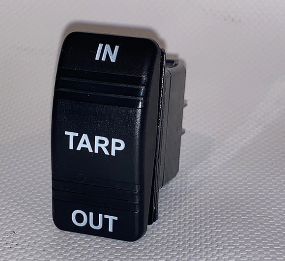 Rocker Switch For Reverse Polarity Switch  | Tarping-Systems-Inc.