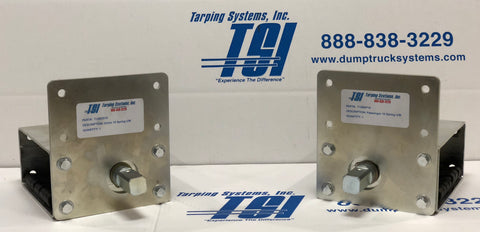 Complete Underbody 10 Spring Set ( Driver & Passenger)  | Tarping-Systems-Inc.