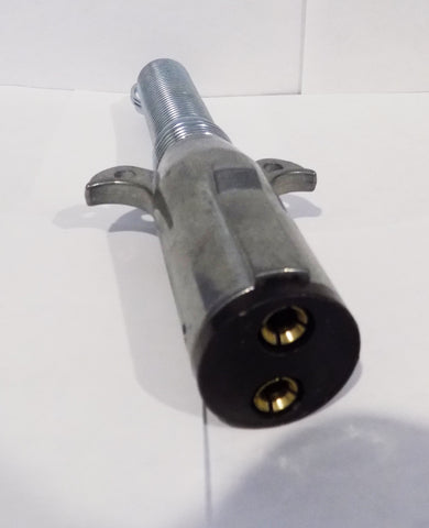 Dual Pole Plug Vertical  | Tarping-Systems-Inc.