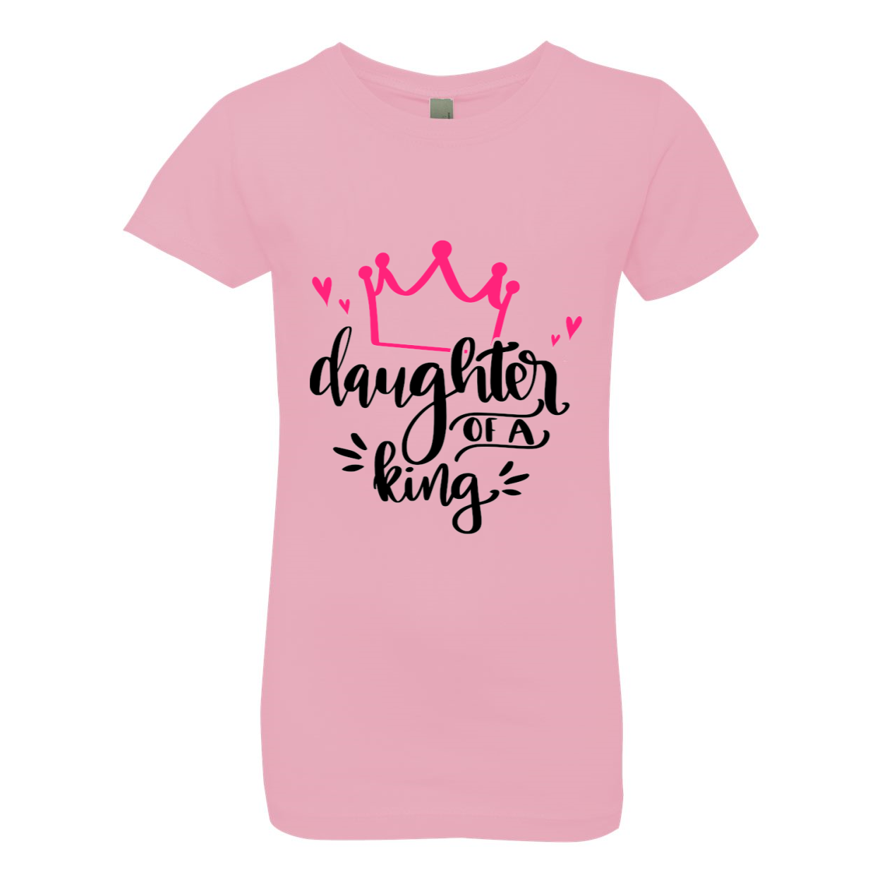 Daughter of A King Princess Tee
