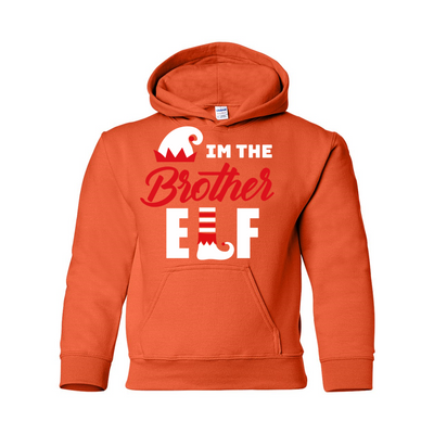 Elf BrothHeavy Blend Youth Hooded Sweatshirt