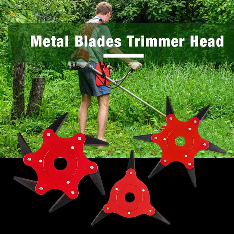 【60% OFF】Steel Weed Trimmer Head